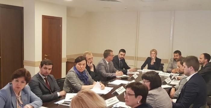 17 мая состоялось заседание рабочей группы Ассоциации инновационных регионов России по направлению «Образование»