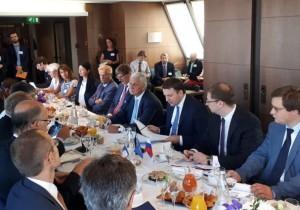 Максим Орешкин: Несмотря на санкции европейские партнёры собираются активно инвестировать и развивать свой бизнес в России