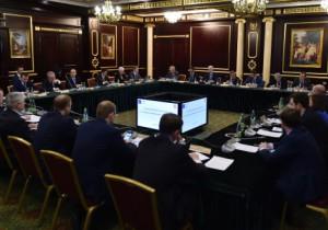 Рустам Минниханов провел заседание руководителей комитетов АИРР