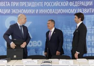 Рустам Минниханов принял участие в заседании президиума Совета по модернизации экономики и инновационному развитию России