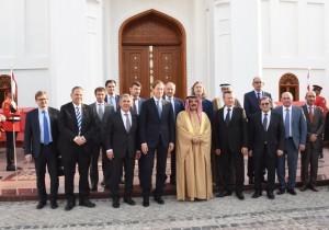 Король Бахрейна Хамад Аль Халифа: мы знаем о Республике Татарстан, как об одном из успешных регионов России