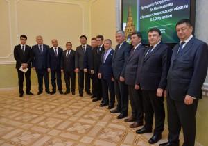 Делегация Узбекистана посетила ОЭЗ «Алабуга»