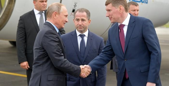 Путин поддержал идею создания в Перми центра робототехники