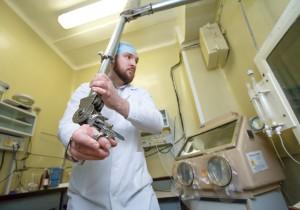 Самарские ученые разработали технологию для создания ядерной батарейки