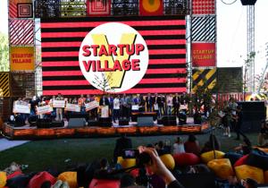 31 мая - 1 июня. StartUp Village. Сколково. Москва