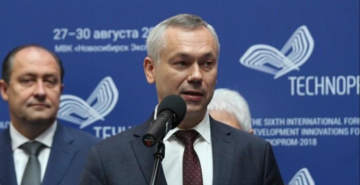 В Новосибирской области начал работать международныq форум технологического развития «Технопром-2018». В этом году его главная тема — взаимодействие науки и промышленности