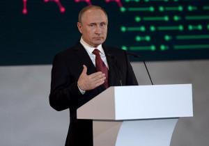 Президент России принял участие в Форуме стратегических инициатив